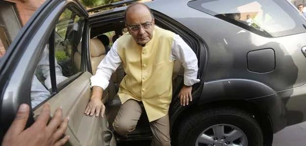 File Photo: Finance Minister Arun Jaitley