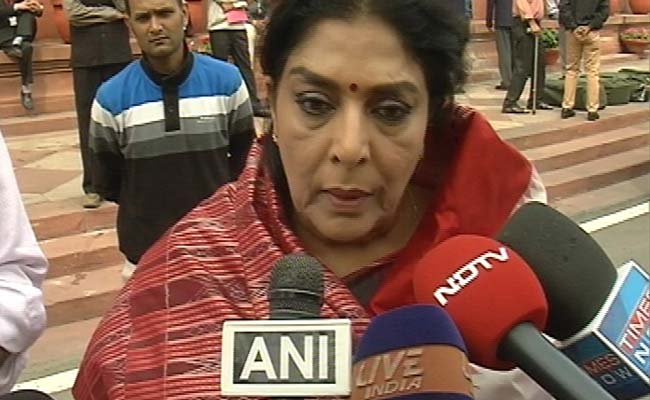 Congress Leader Renuka Chowdhury Tests Positive For Covid