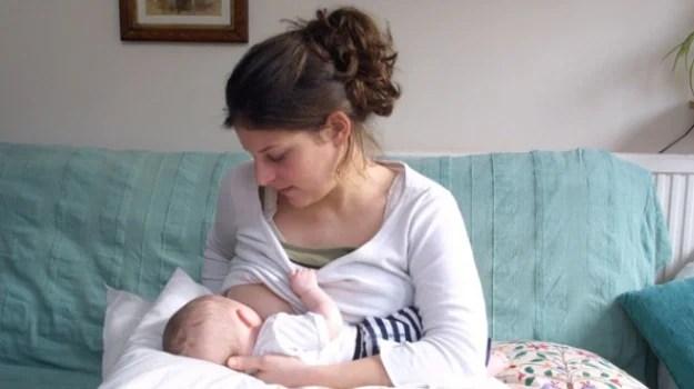 breastfeed
