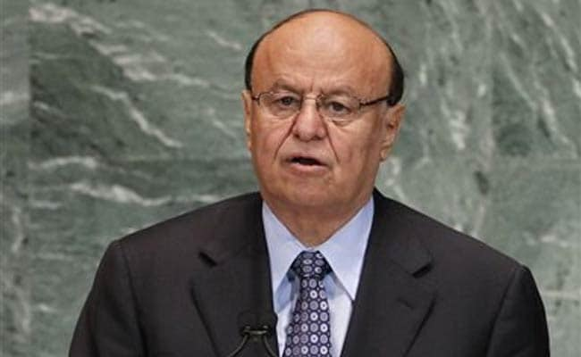 Image result for Abed-Rabbo Mansour Hadi, photos