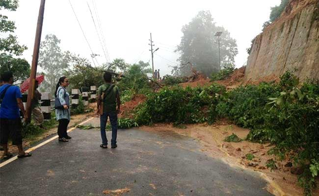 12 Killed in Meghalaya Landslides in 4 Days; Flood Situation Worsens in Assam