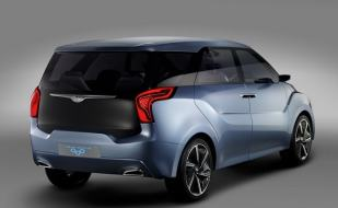 Hyundai Hexa Space MPV