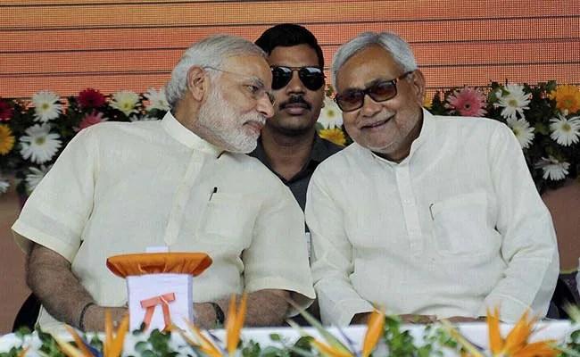 'Sushashan': PM Modi's Thumbs Up For Mr Good Governance Nitish Kumar