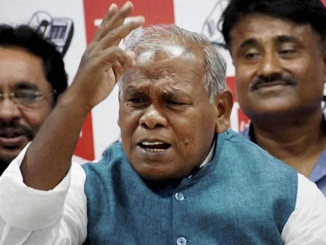 बिहार के पूर्व मुख्यमंत्री मांझी बोले- 'कई विधायक नहीं छोड़ सकते शराब'