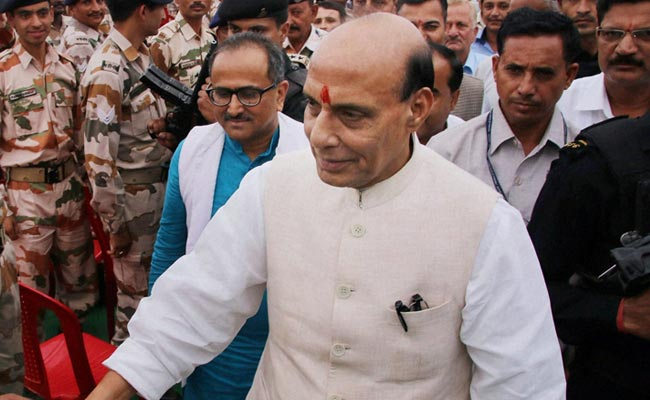 India Will Do All For Better Ties With Nepal, Says Rajnath Singh
