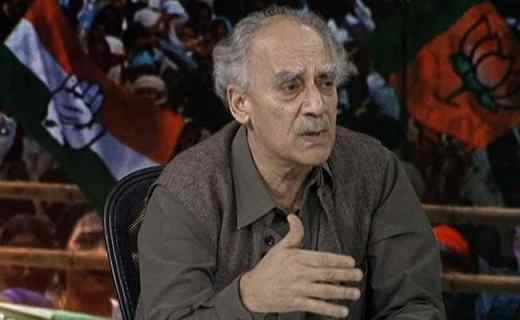 'Modi Supporters on Social Media Abused My Disabled Son': Arun Shourie