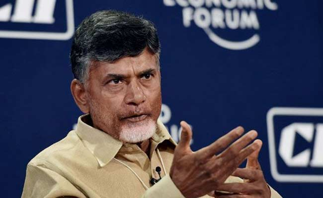 Port Development To Propel Andhra's Growth: Chandrababu Naidu