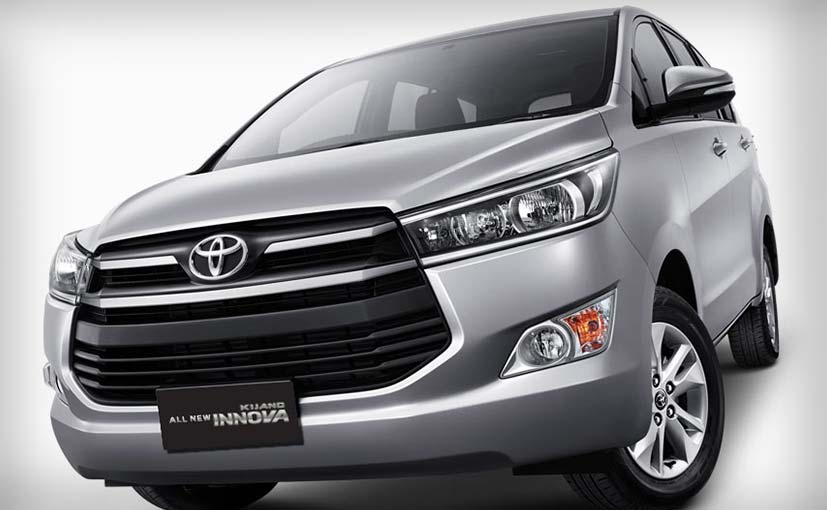 grand new kijang innova perbedaan dan venturer toyota price in india images mileage features reviews will debut at auto expo 2016 launch by year end