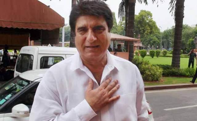 दाल, दलित और दादरी मुद्दे मोदी सरकार को सत्ता से बाहर करेंगे : राज बब्बर
