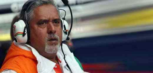 After $75 Million Handshake, Now Bad News for Vijay Mallya