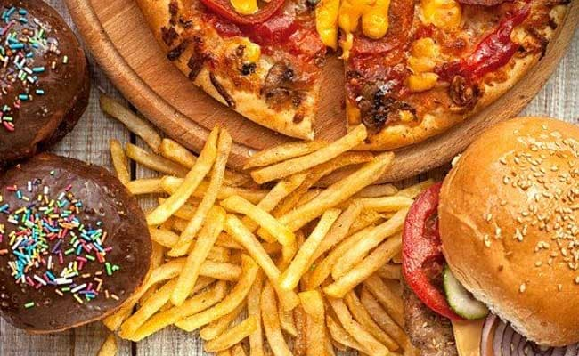 unhealthy eating linked to