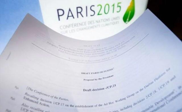पेरिस डील में भारत के लिए इमेज परिणाम