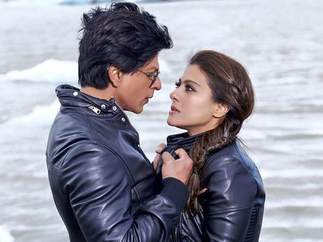 Image result for dilwale srk kajol