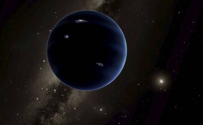 Planet Nine May Be Behind Curious Tilt Of Sun: Study