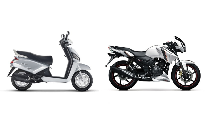 Mahindra Two Wheelers, TVS to Unveil New Products This