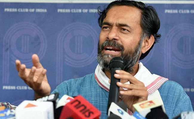 'Sedition For Breaking Windshield': Yogendra Yadav On Court Observation