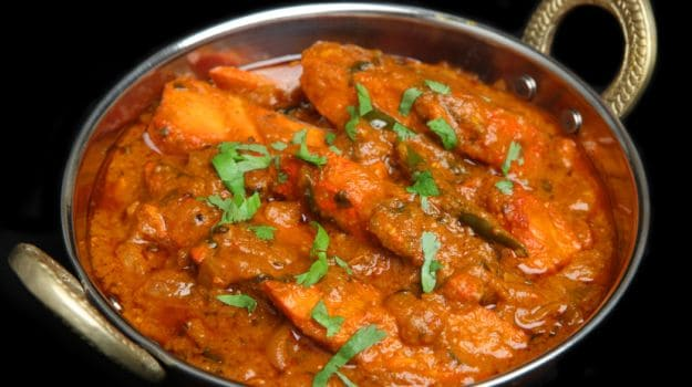 English Chicken Recipe Jalfrezi