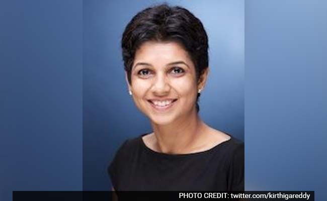 'फ्री बेसिक' बंद होने के एक दिन बाद फेसबुक इंडिया की प्रमुख कीर्तिगा रेड्डी ने पद छोड़ा