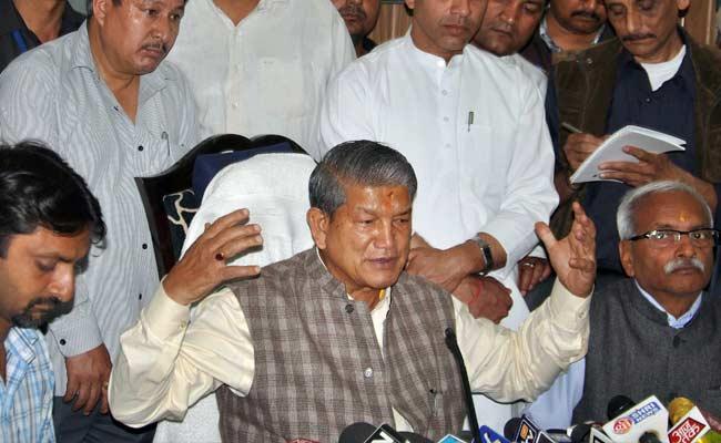 प्राइम टाइम इंट्रो : उत्तराखंड में राष्ट्रपति शासन लगाने पर सवाल कायम