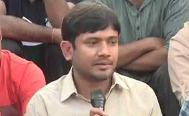 कन्हैया कुमार की हत्या के लिए 11 लाख रुपये देने का पोस्टर लगाने वाला शख्स गिरफ्तार