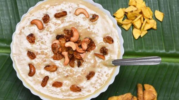 South Indian Wedding Food Menu Ideas