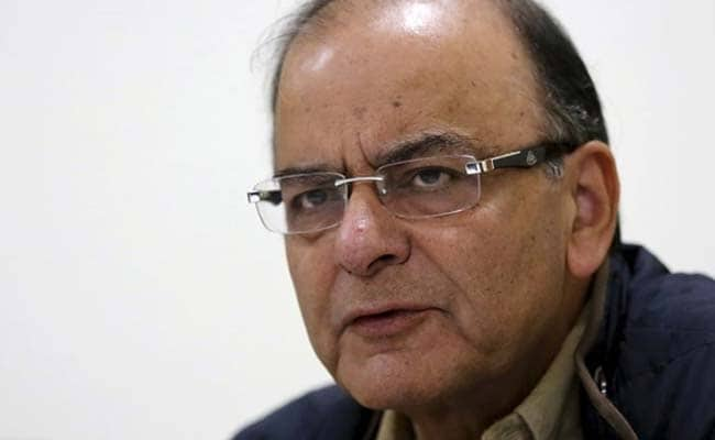 Drug Traffickers, Terrorists Should Be Fought Collectively: Arun Jaitley