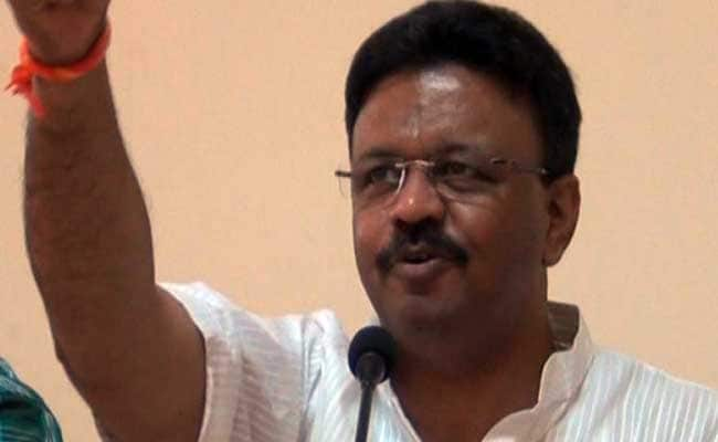 Bengal Minister Says Being Arrested In Narada Bribery Case, Taken Away
