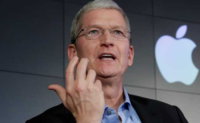 Tim Cook Inaugurates Apple Maps Development Office In Hyderabad