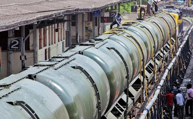 यूपी : सूखाग्रस्त बुंदेलखंड के लिए केंद्र की भेजी गई 'जल ट्रेन' निकली खाली