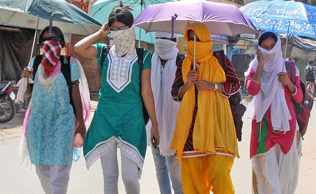 Scientists Warn Of Deadly Heat Waves In India, In Spite Of Climate Goals