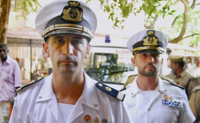 'लेट इटली पे कम्पेंसेशन': सुप्रीम कोर्ट ने मरीन्स केस को बंद करने की शर्त रखी