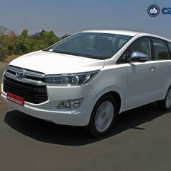 All New Kijang Innova Bekas Dimensi Grand Avanza 2016 Toyota Crysta Launched Price Starts At Rs 13 84 Lakh