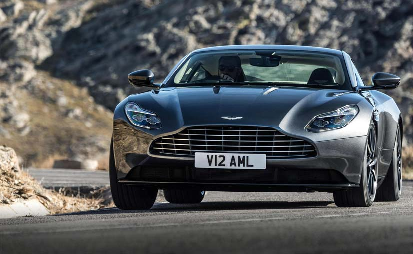 Aston Martin Starts Production Of Db11s New V12 At Engine Plant In Germany