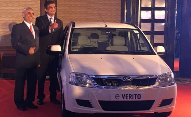 Mahindra eVerito - Electric Car