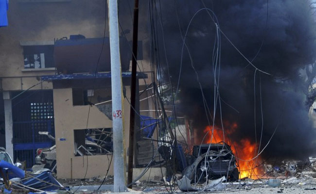 14 Killed In Hotel Attack In Somalian Capital Mogadishu