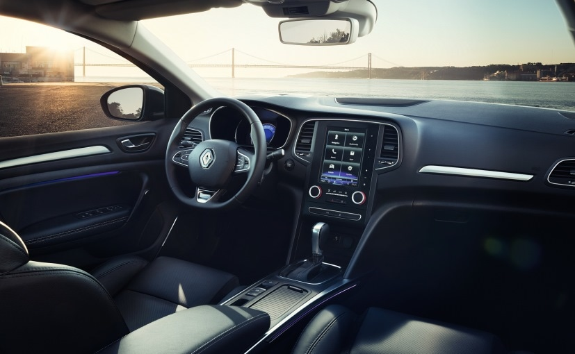 Resultado de imagen de Renault Megane Sedan 2017 interior