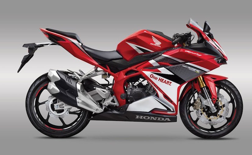 Honda CBR250RR in Red