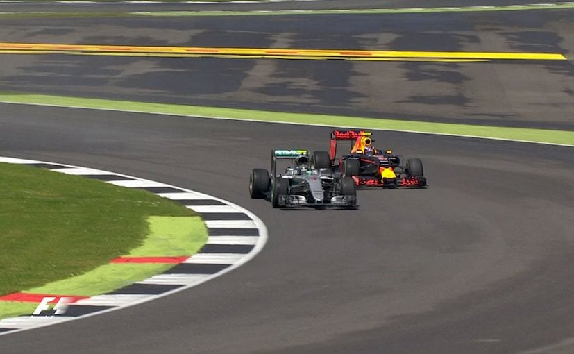 Image result for becketts corner verstappen