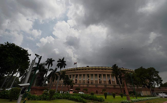 No All-Party Meet Before Tomorrow's Parliament Monsoon Session