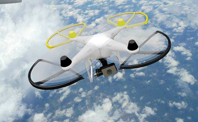 To Let Drones Fly In The Sky, Home Ministry Says Law Round The Corner