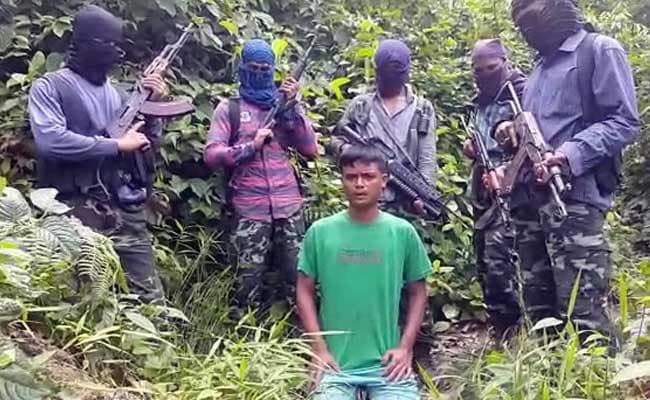 ULFA Abducts BJP Leader's Son, Demands 1 Crore Ransom In ISIS-Style Video