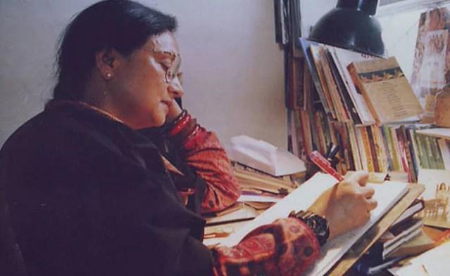 Interview Of Veteran Hindi Writer Chitra Mudgal - प्रेम पर जरूर लिखूंगी, भले ही वह मेरी अंतिम रचना हो: चित्रा मुद्गल