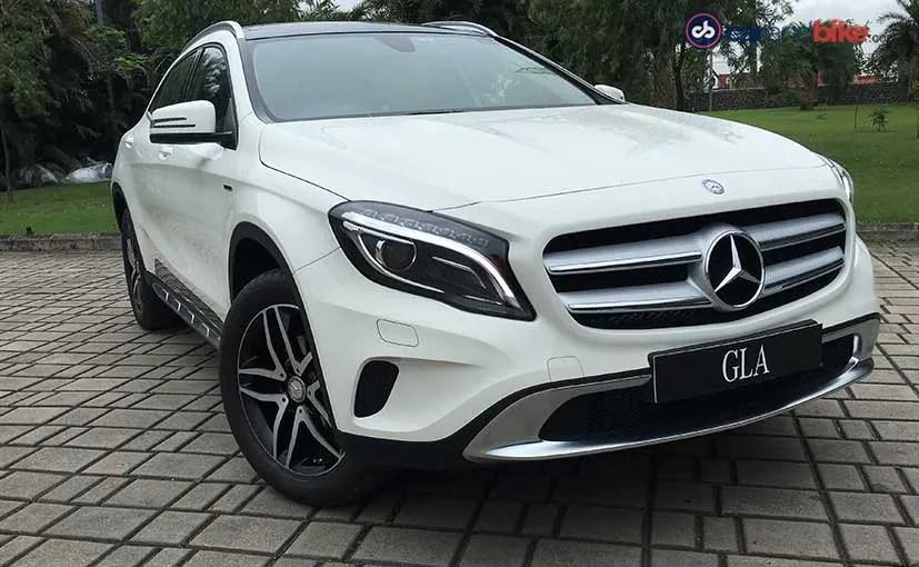 Exclusive Mercedes Benz GLA 220d 4MATIC Activity Edition