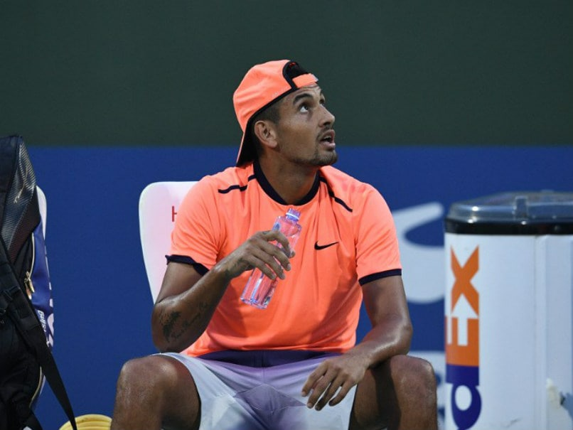 Nick Kyrgios Fined For Bringing Tennis To Disrepute in