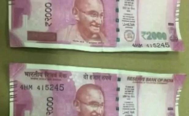 To Make Fake Rs 2 000 Notes Bengaluru Men A Copier And