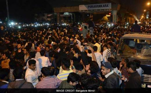 new years eve bengaluru molestation