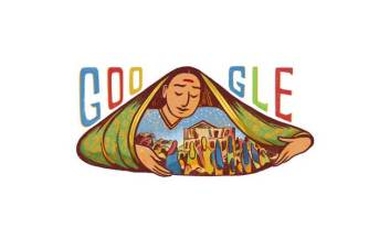 Image result for savitribai phule google doodle