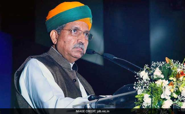 GST Like New Daughter-In-Law, Needs Time To Adjust: Union Minister Arjun Ram Meghwal