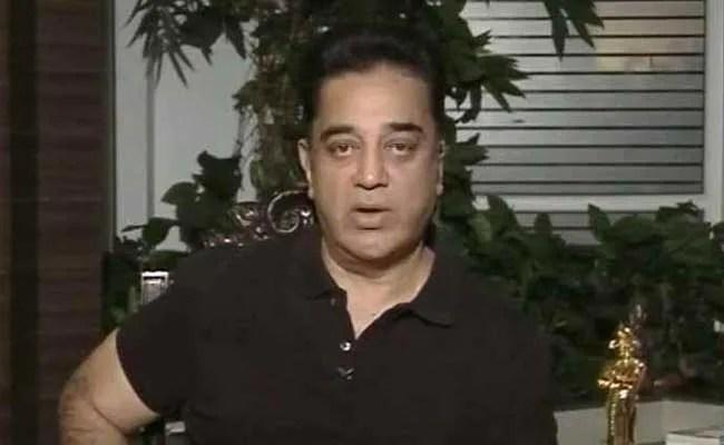 After Signaling New Party, Kamal Haasan's Fresh Attack On AIADMK