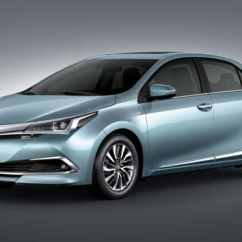 New Corolla Altis Launch Date In India Grand Avanza 2018 Exclusive Toyota Hybrid To This Year Ndtv Carandbike
